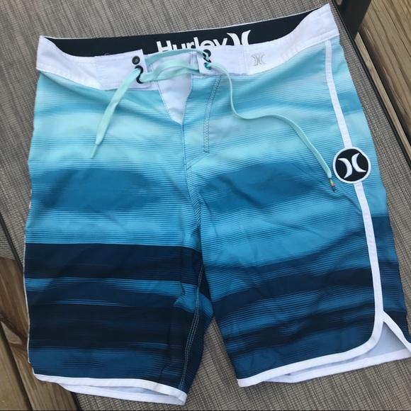 462f69d3be Hurley Swim | Phantom Mens Board Shorts Back Pocket 28 | Poshmark